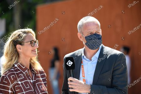 Editorial picture of French Open Tennis, Day One, Roland Garros, Paris, France - 30 May 2021