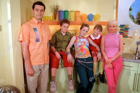Editorial image of 'My Parents Are Aliens'   TV