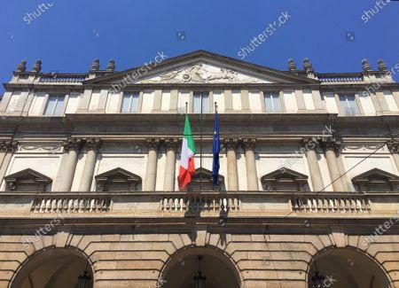 Editorial image of La Scala Teatro new season presentation, Milan, Italy - 31 May 2021