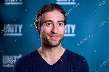 Editorial picture of Mathieu Flamini launches U Ultra health supplements in collaboration with University of Westminster, London, UK - 08 Apr 2021