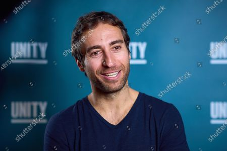 Editorial image of Mathieu Flamini launches U Ultra health supplements in collaboration with University of Westminster, London, UK - 08 Apr 2021