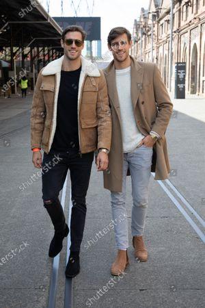 Editorial picture of Afterpay Australian Fashion Week Street Style, Sydney, Australia - 01 Jun 2021