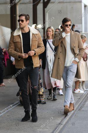 Editorial image of Afterpay Australian Fashion Week Street Style, Sydney, Australia - 01 Jun 2021