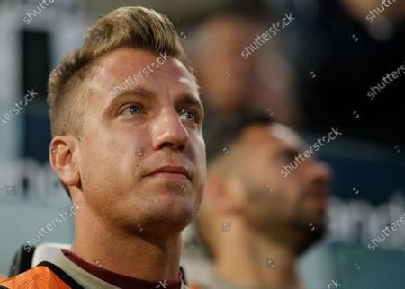 Maxi Lopez during Serie A match between Juventus v Torino, in Turin, on may 6, 2017 .