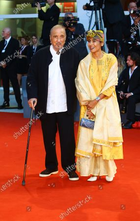 Editorial image of At Eternity's Gate Red Carpet Arrivals - 75th Venice Film Festival, Italy - 03 Sep 2018