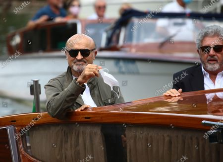 Stock Picture of Ivano Marescotti  is seen arriving at the Excelsior during the 77th Venice Film Festival on September 07, 2020 in Venice, Italy.