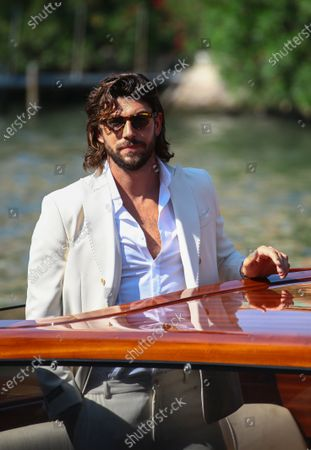 Editorial picture of Celebrity Excelsior Arrivals During The 77th Venice Film Festival - Day 6, Italy - 07 Sep 2020