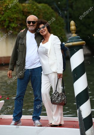 Editorial image of Celebrity Excelsior Arrivals During The 77th Venice Film Festival - Day 6, Italy - 07 Sep 2020