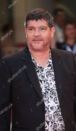Editorial image of 'One Nation One King (Un Peuple Et Son Roi)' Red Carpet Arrivals - 75th Venice Film Festival, Italy - 07 Sep 2018
