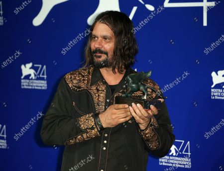 Editorial image of The 74 Venice Film Festival 2017, Italy - 09 Sep 2017