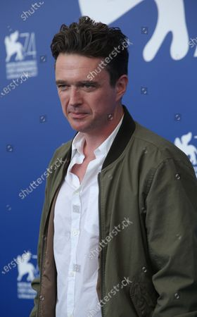 Venice, Italy. 05 September, 2017.  Matt Day  attends the 'Sweet Country' photocall during the 74th Venice Film Festival