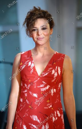 Editorial image of Nomadland Red Carpet - The 77th Venice Film Festival, Italy - 11 Sep 2020