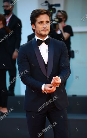 Editorial photo of Closing Ceremony Red Carpet - The 77th Venice Film Festival, Italy - 12 Sep 2020