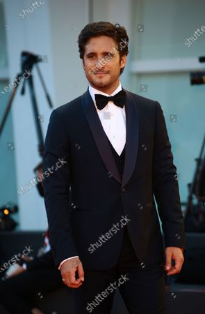 Editorial image of Closing Ceremony Red Carpet - The 77th Venice Film Festival, Italy - 12 Sep 2020