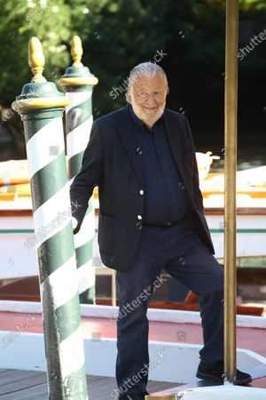 Editorial image of Celebrity Excelsior Arrivals During The 77th Venice Film Festival - Day 8, Italy - 09 Sep 2020