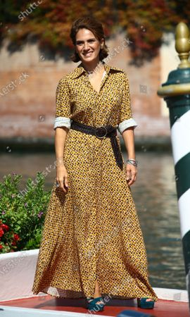 Editorial image of Celebrity Excelsior Arrivals During The 77th Venice Film Festival - Day 11, Italy - 12 Sep 2020