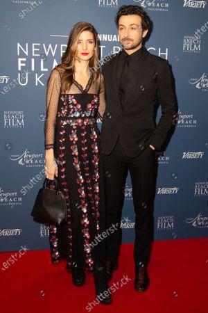 Editorial picture of Newport Beach Film Festival UK Honours 2020 - Red Carpet Arrivals, London, United Kingdom - 30 Jan 2020