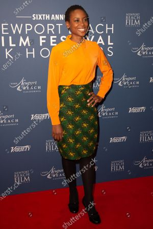 Tracy Ifeachor attends the Newport Beach Film Festival UK Honours 2020 at The Langham Hotel on January 29, 2020 in London, England.