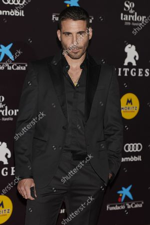 Editorial image of Sitges Film Festival 2020 Red Carpet, Spain - 11 Oct 2020