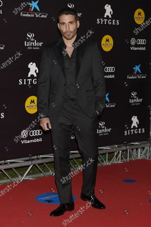 Editorial photo of Sitges Film Festival 2020 Red Carpet, Spain - 11 Oct 2020