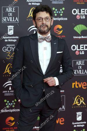Editorial image of 34th 'Goya' Cinema Awards 2020 Red Carpet Photocall, Malaga, Spain - 25 Jan 2020