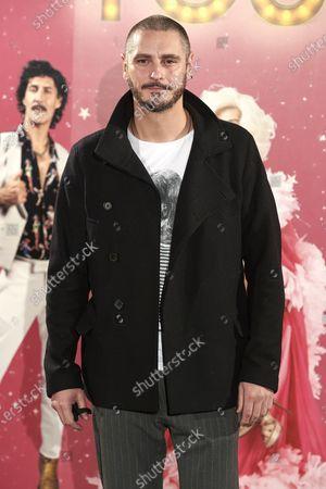Stock Picture of Antonio Pagudo attends the 'La ultima Tourne' premiere at Calderon Theatre in Madrid, Spain, on October 29, 2020.