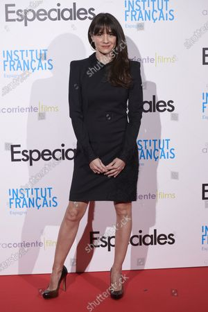 Maria Botto attends the 'Especiales' premiere at 'French Institute' Cinema in Madrid, Spain  on Feb 5, 2020