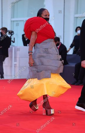 Editorial photo of 'Lacci' Red Carpet And Opening Ceremony Red Carpet Arrivals - The 77th Venice Film Festival, Italy - 02 Sep 2020