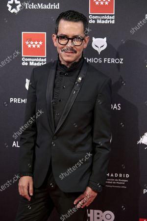 Editorial image of Ceremony - Feroz Awards 2020, Madrid, Spain - 16 Jan 2020