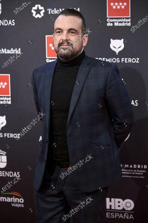 Editorial photo of Ceremony - Feroz Awards 2020, Madrid, Spain - 16 Jan 2020
