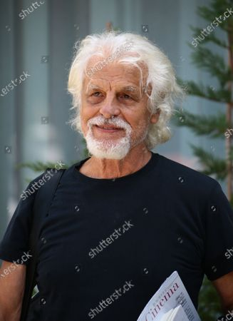 Editorial photo of Celebrity Excelsior Arrivals During The 77th Venice Film Festival - Day 9, Italy - 10 Sep 2020