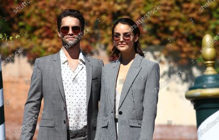 Editorial picture of Celebrity Excelsior Arrivals During The 77th Venice Film Festival - Day 7, Italy - 08 Sep 2020