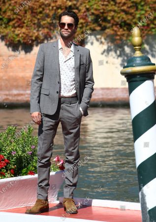 Editorial photo of Celebrity Excelsior Arrivals During The 77th Venice Film Festival - Day 7, Italy - 08 Sep 2020