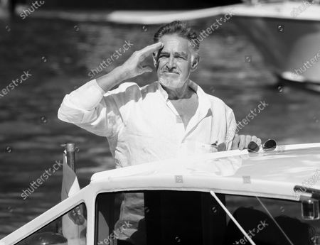 Editorial image of Celebrity Excelsior Arrivals During The 77th Venice Film Festival - Day 7, Italy - 08 Sep 2020