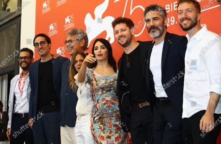 Editorial image of Acusada (The Accused) Photocall - 75th Venice Film Festival, Italy - 04 Sep 2018