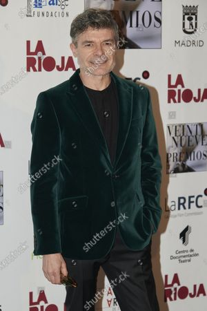Stock Photo of Nacho Guerreros attends the 29th 'Union de Actores' Awards photocall at Circo Price in Madrid, Spain on Mar 9, 2020