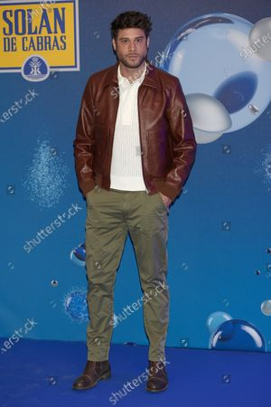 Jose Lamuno attends the 'Solan de Cabras con Gas' photocall at Neptuno Palace in Madrid, Spain  on Feb 20, 2020