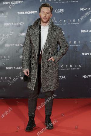 Editorial image of 'RENACERES' Premiere In Madrid, Spain - 16 Dec 2020