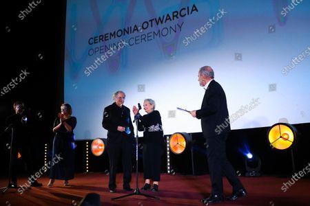 Editorial picture of Polanski, Horowitz. Hometown Documentary Premiere, Krakow, Poland - 30 May 2021