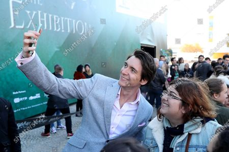 Editorial picture of 'Harry Potter: The Exhibition' opens in Lisbon, Portugal - 16 Nov 2019