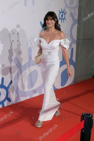 Maria Botto attends the red carpet during 'Jose Maria Forque Awards' 2020 at Ifema on January 11, 2020 in Madrid, Spain.