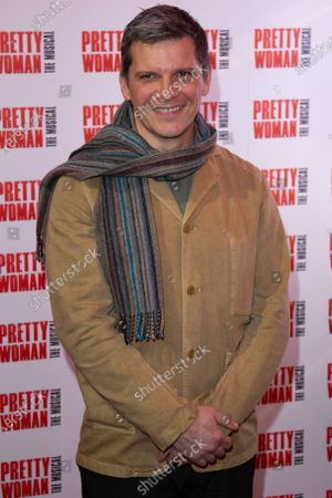 Stock Photo of Nigel Harman attends the press night performance of ''Pretty Woman'' at the Piccadilly Theatre on March 2, 2020 in London, England.