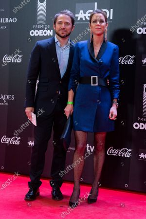 Editorial photo of The Odeon Music Awards In Madrid, Spain - 20 Jan 2020