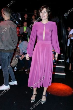 Eugenia Ortiz Domecq  during in fashion show during Mercedes Benz Fashion Week Madrid Autumn/Winter 2020-21 on January 29, 2020 in Madrid, Spain