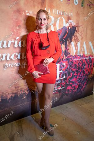 Editorial picture of Premiere 'Life Is A Romance', Madrid, Spain - 28 May 2021