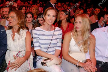 Editorial photo of Day 4 - Front Row - Mercedes Benz Fashion Week Madrid Spring/Summer 2020, Spain - 08 Jul 2019