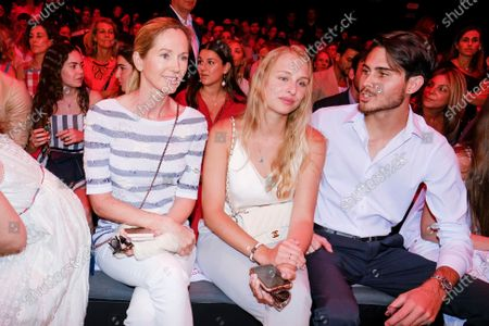 Editorial image of Day 4 - Front Row - Mercedes Benz Fashion Week Madrid Spring/Summer 2020, Spain - 08 Jul 2019
