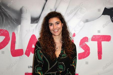 Editorial image of 'Playlist' film preview at Lougc Cine Cite les Halles, Paris, France - 31 May 2021
