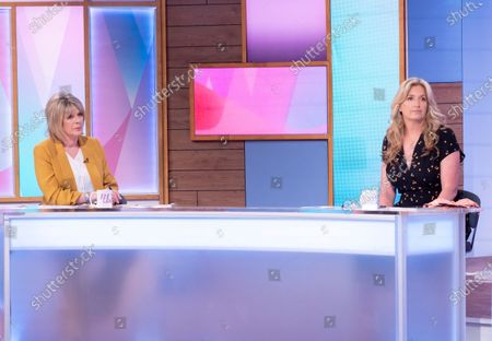Ruth Langsford and Penny Lancaster