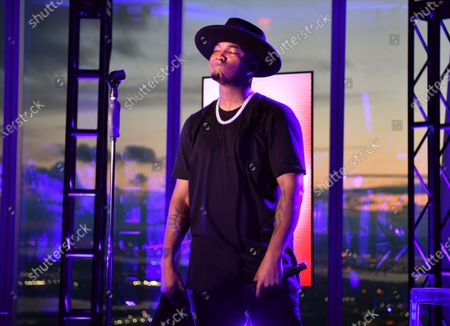 Editorial image of Northwell Health 'Side By Side' Memorial Day Concert Honoring Military and Health Care Heroes Featuring Ne-Yo, New York, USA - 31 May 2021